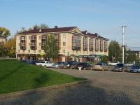 Almetyevsk, st Gagarin, house 5. Apartment house