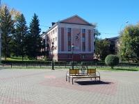 Almetyevsk, st Gagarin, house 9. Apartment house