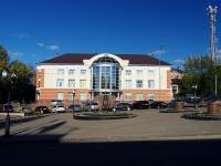 Альметьевск, улица Гагарина, дом 10. офисное здание