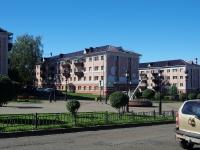 Almetyevsk, st Gagarin, house 13. Apartment house