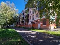Almetyevsk, st Gagarin, house 14. Apartment house