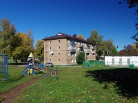 Almetyevsk, st Gagarin, house 19. Apartment house