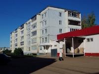 Альметьевск, улица Жуковского, дом 10. многоквартирный дом