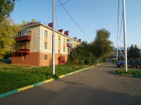 Альметьевск, улица Джалиля, дом 4. многоквартирный дом