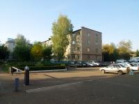 Альметьевск, улица Джалиля, дом 5. многоквартирный дом