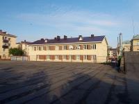 Альметьевск, улица Джалиля, дом 8. многоквартирный дом