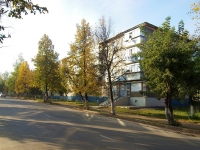 Альметьевск, улица Джалиля, дом 13. многоквартирный дом