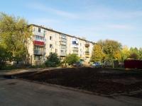 Альметьевск, улица Джалиля, дом 15. многоквартирный дом