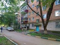 Альметьевск, улица Джалиля, дом 17. многоквартирный дом