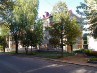 Альметьевск, улица Джалиля, дом 18. многоквартирный дом