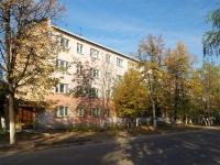 Альметьевск, улица Джалиля, дом 19. многоквартирный дом