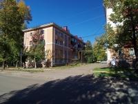 Альметьевск, улица Джалиля, дом 20. многоквартирный дом