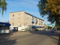 Альметьевск, улица Джалиля, дом 21. многоквартирный дом