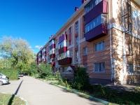 Альметьевск, улица Джалиля, дом 22. многоквартирный дом