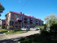 Альметьевск, улица Джалиля, дом 24. многоквартирный дом