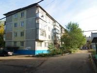 Альметьевск, улица Джалиля, дом 25. многоквартирный дом