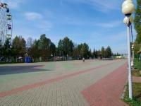 Альметьевск, улица Джалиля. парк ПКиО