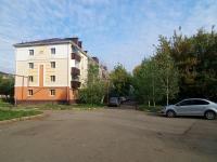 Альметьевск, улица Заслонова, дом 4. многоквартирный дом