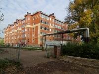 Альметьевск, улица Заслонова, дом 8А. многоквартирный дом