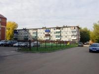 Альметьевск, улица Заслонова, дом 8. многоквартирный дом