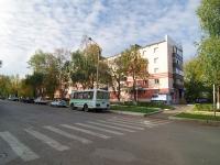 Альметьевск, улица Заслонова, дом 9. многоквартирный дом