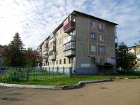 Альметьевск, улица Заслонова, дом 12. многоквартирный дом
