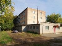 Альметьевск, улица Заслонова, дом 16. многоквартирный дом