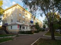 Альметьевск, улица Заслонова, дом 18. многоквартирный дом