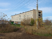 Альметьевск, улица Шевченко, дом 7. многоквартирный дом