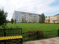 Альметьевск, улица Шевченко, дом 15. многоквартирный дом