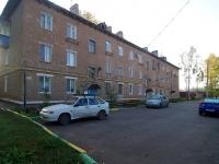 Альметьевск, улица Шевченко, дом 42. многоквартирный дом