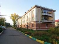 Альметьевск, улица Шевченко, дом 46. многоквартирный дом