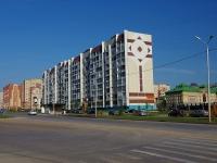 Альметьевск, Шевченко ул, дом 134