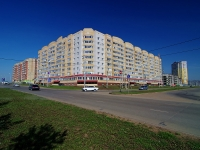 Almetyevsk, Shevchenko st, 房屋154