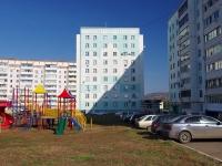 Альметьевск, улица Аминова, дом 2А. многоквартирный дом