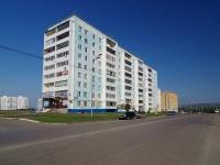 Альметьевск, улица Аминова, дом 2. многоквартирный дом