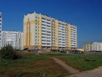 Альметьевск, улица Аминова, дом 6. многоквартирный дом