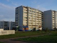 Альметьевск, улица Аминова, дом 9А. многоквартирный дом