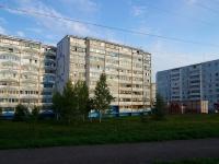 Альметьевск, улица Аминова, дом 11А. многоквартирный дом