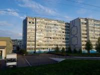 Альметьевск, улица Аминова, дом 11. многоквартирный дом