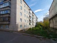 Альметьевск, улица Автомобилистов, дом 10. многоквартирный дом