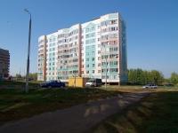 Альметьевск, Изаила Зарипова проспект, дом 9. многоквартирный дом