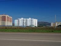 Альметьевск, Изаила Зарипова проспект, дом 13А. многоквартирный дом