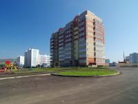Альметьевск, Изаила Зарипова проспект, дом 17. многоквартирный дом