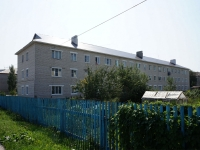 Буинск, улица Арефьева, дом 15. многоквартирный дом