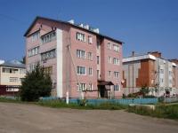 Буинск, улица Арефьева, дом 16. многоквартирный дом