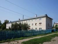 Буинск, улица Арефьева, дом 17. многоквартирный дом