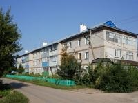 Буинск, улица Арефьева, дом 20. многоквартирный дом