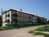Буинск, улица Арефьева, дом 23. многоквартирный дом
