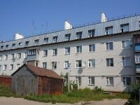 Буинск, улица Арефьева, дом 48. многоквартирный дом